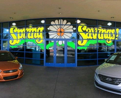 Car Paint Store >> storefront window signs | Window Painting & Sign Painting ...
