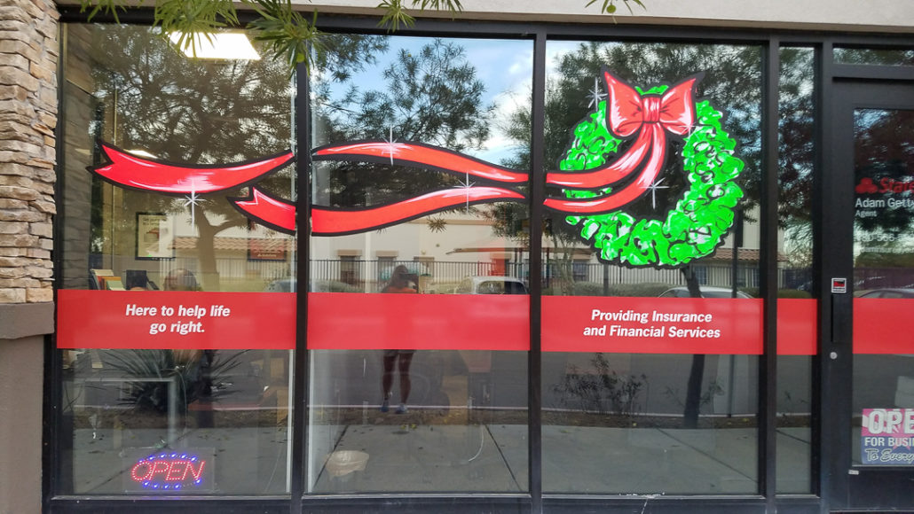 Window Painting & Sign Painting